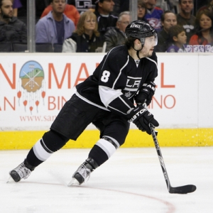 LA Kings' Defenseman Drew Doughty